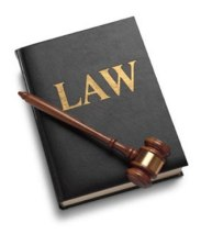 law book & gavel clip art